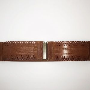 Forever 21, Women Size M/L, Brown Belt